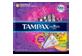 Vignette du produit Tampax - Radiant tampons avec applicateurs en plastique emballage triple degré d'absorption régulier/super/super plus) non parfumés, 32 unités