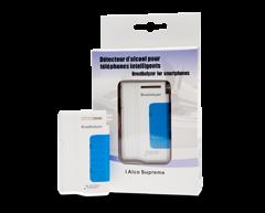 Image du produit Alco Prévention Canada - i Alco Supreme détecteur d'alcool pour téléphones intelligents, 1 unité, Noir - Bleu - Rose