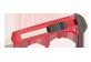 Vignette du produit PJC - Couteau à lame rétractable, 1 unité