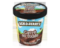 Image du produit Ben & Jerry's - Carrés au fudge crème glacée, 500 ml