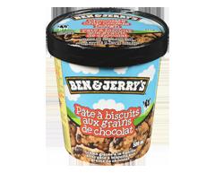 Image du produit Ben & Jerry's - Pâte à biscuits aux brisures de chocolat crème glacée, 500 ml