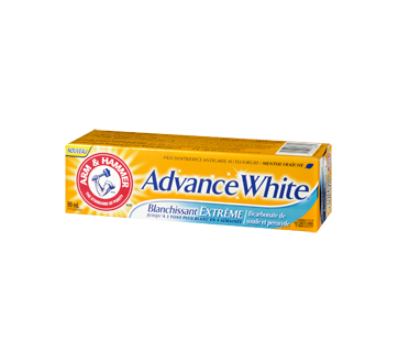 Advance White dentifrice, 90 ml, menthe fraîche