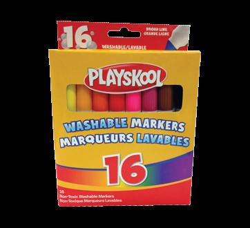 Image 2 du produit Playskool - Marqueurs lavables, 16 unités