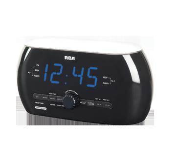 radio r veil avec lumi re douce rc220 rca appareils. Black Bedroom Furniture Sets. Home Design Ideas