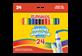 Vignette du produit Playskool - Marqueurs lavables, 24 unités