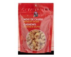 Image du produit PJC Délices - Noix de cajou rôties et salées, 140 g