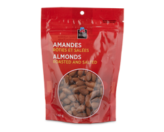Image du produit PJC Délices - Amandes rôties et salées, 140 g