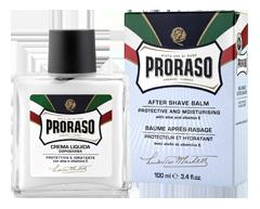 Image du produit Proraso - Baume après rasage à l'aloès et vitamine E, 100 ml