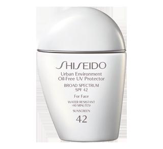 Lait protecteur UV non gras environnemental pour le visage FPS 42, 30 ml