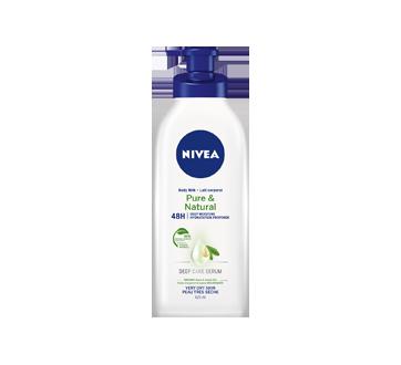 Lait corporel - Pure & Natural , 625 ml