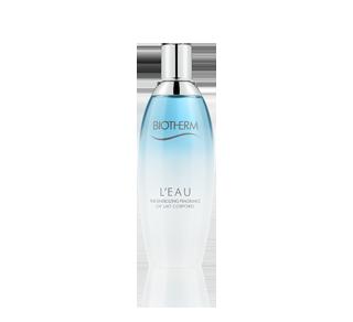 L'Eau fragrance énergisante de lait corporel, 100 ml