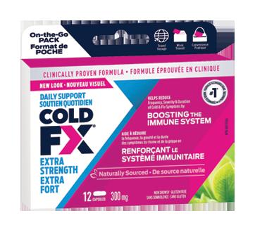 Image du produit Cold-Fx - Cold-Fx extra 300 mg, 12 unités