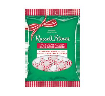 Bonbons durs menthes étoilées, 150 g