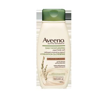 Hydratation quotidienne nettoyant corporel au yogourt, 532 ml, avoine et vanille