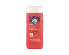 Image du produit Le Petit Marseillais - Crème douche extradouce lait de coton et coquelicot, 400 ml
