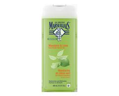 Image du produit Le Petit Marseillais - Gel douche extradoux, 400 ml, mandarine et citron vert
