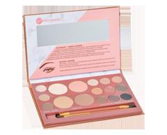 Image du produit Personnelle Cosmétiques - Or Rose palette de maquillage, 1 unité