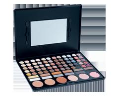 Image du produit Personnelle Cosmétiques - Palette professionnelle de maquillage, 1 unité