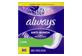 Vignette du produit Always - Xtra Protection protège-dessous longs, 80 unités, longs, non parfumés