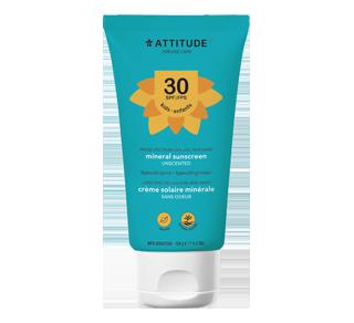 Crème solaire FPS 30, 150 g, sans parfum