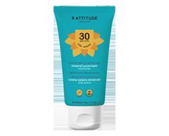 Image du produit Attitude - Crème solaire FPS 30, 150 g, sans parfum
