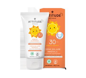 Crème solaire FPS 30, 150 g, fleur de vanille