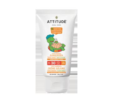 Image 2 du produit Attitude - Crème solaire FPS 30, 150 g, fleur de vanille