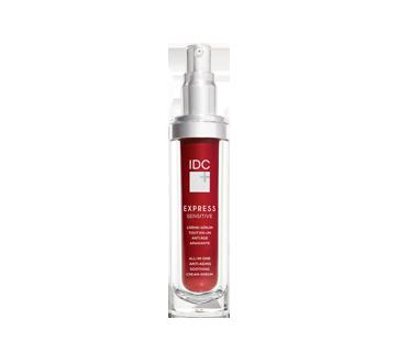 Express Sensitive crème-sérum tout-en-un anti-âge apaisante, 30 ml