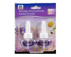 Image du produit PJC - Recharges d'huile parfumée, 2 X 20 ml, Lavande et camomille