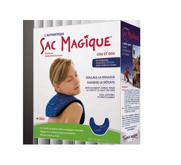 Image 1 du produit Sac Magique - Sac Magique cou et dos, 1 unité