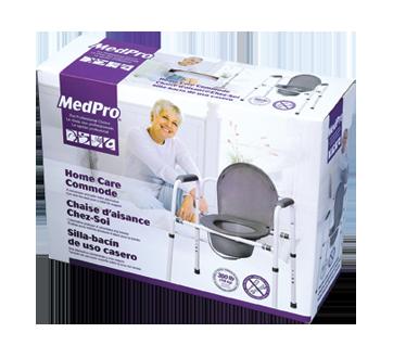 Image du produit MedPro - Chaise d'aisance Chez-soi