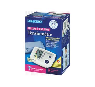 Image 1 du produit LifeSource - Tensiomètre automatique brassard, 1 unité, petit
