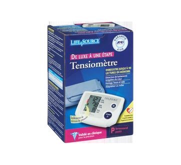 Image 2 du produit LifeSource - Tensiomètre automatique brassard, 1 unité, petit