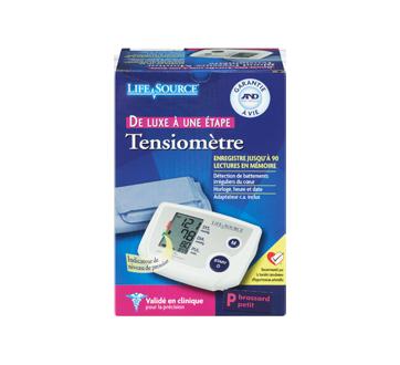 Image 3 du produit LifeSource - Tensiomètre automatique brassard, 1 unité, petit
