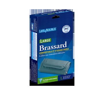 Image du produit LifeSource - Brassard large, 1 unité