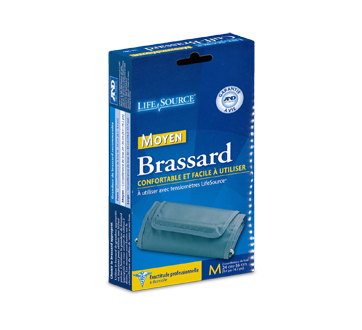 Image du produit LifeSource - Brassard moyen, 1 unité