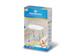 Vignette du produit AquaSense - Siège de bain sans dossier, blanc