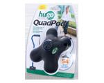 Embout de canne ultra-stable Hugo® QuadPod
