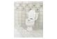 Vignette 1 du produit AquaSense - Siège de toilette surélevé avec couvercle