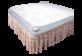 Vignette du produit MedPro - Protège-matelas en vinyle, modèle à fermeture éclair, king