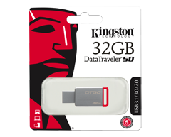 Image du produit Kingston - Clé USB 3.0 DataTraveler de 32 Go