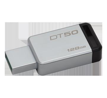 Image 2 du produit Kingston - Clé USB 3.0 DataTraveler de 128 Go, 1 unité