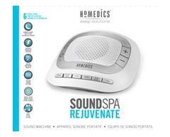 Image du produit HoMedics - SoundSpa appareil sonore portatif, 1 unité