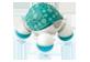 Vignette du produit HoMedics - Turtle mini appareil de massage, 1 unité