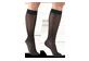 Vignette du produit Truform - Bas de contention 15-20 mmhg, bas genou, grand, noir