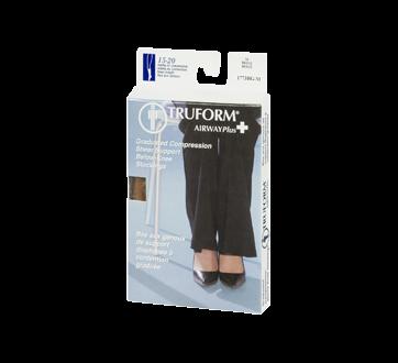 Image 1 du produit Truform - Bas de compression pour femmes, 15-20 mmhg, beige, moyen