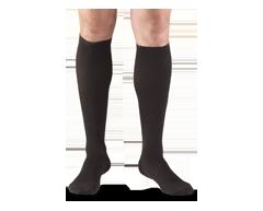 Image du produit Truform - Bas de contention 15-20 mmhg, bas pour hommes, grand, noir