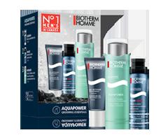 Image du produit Biotherm Homme - Aquapower ensemble essentiel, 3 unités, peau normale à mixte