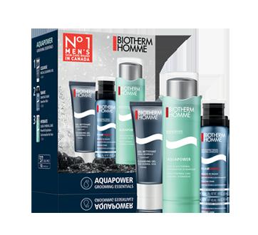 Aquapower ensemble essentiel, 3 unités, peau normale à mixte