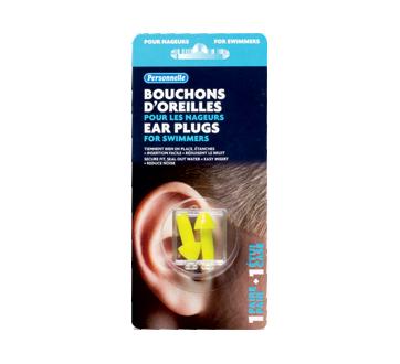 Image du produit Personnelle - Bouchons d'oreilles pour les nageurs, 1 unité